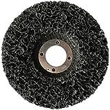 Leman 4111570 Disque de décapage plat en Nylon 115 x 22,23 x 15 mm