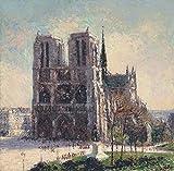 Das Museum Outlet-View Notre-Dame, Paris,