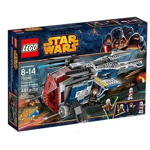 Lego - 300514 - Star Wars - 75046 - Vaisseau De La Police De Coruscant
