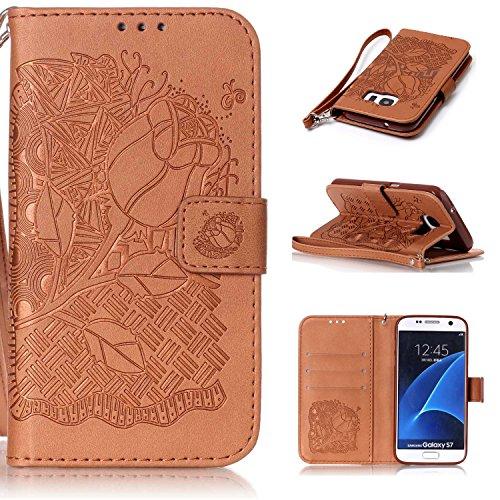 custodia-samsung-s7-cover-galaxy-s7-cozy-hut-portafoglio-protettiva-fiori-ricchi-modello-design-con-
