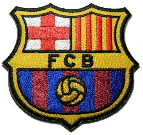Parches FCB Barcelona Espagne Fc Inglés Londres fútbol