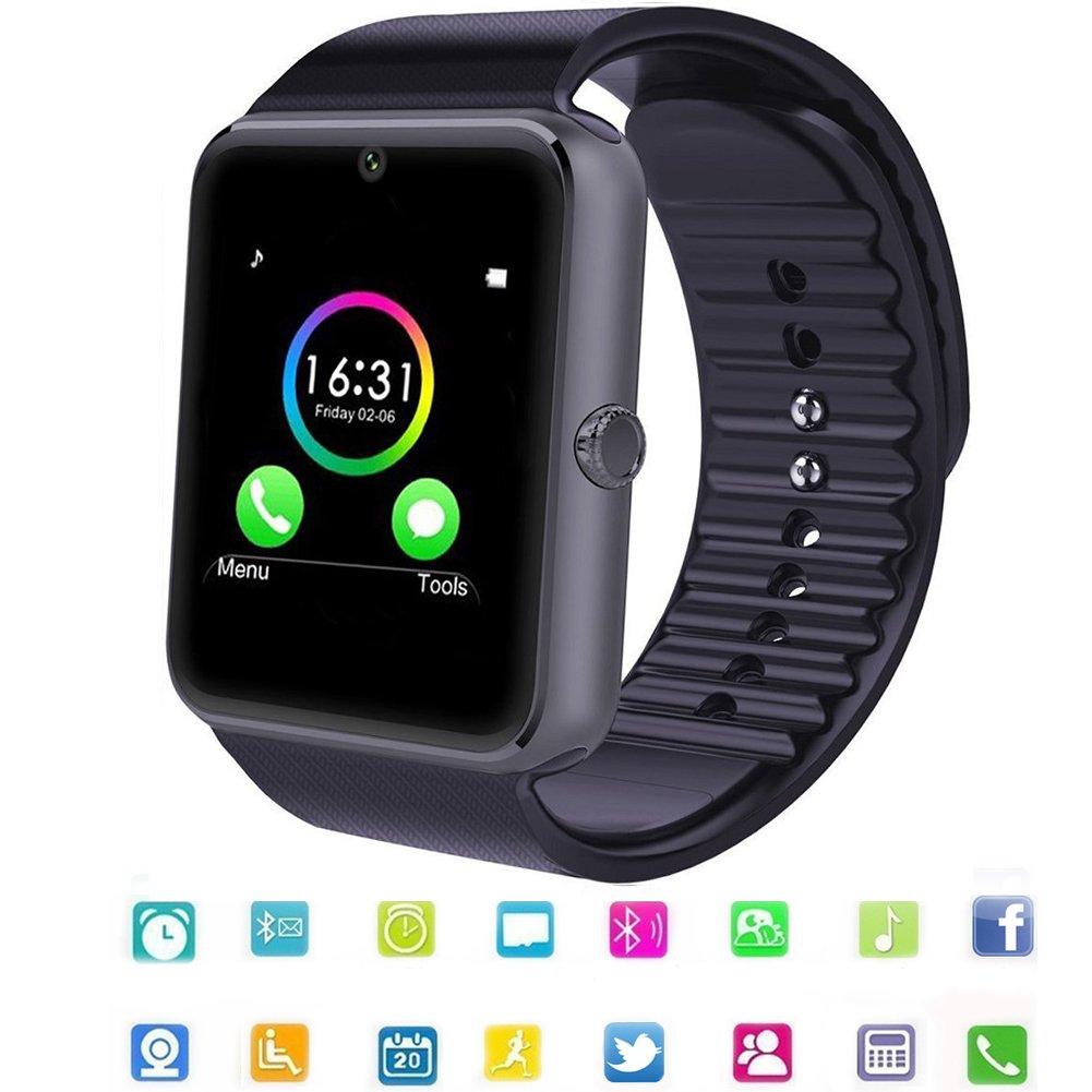 475d098fbb471 ... Reloj Inteligente SmartWatch Bluetooth Cámara Whatsapp. ¡Oferta! 🔍.  Amazon Prime