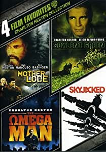4 Film Favorites: Charlton Heston [DVD] [Region 1] [US Import] [NTSC]