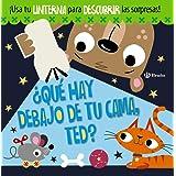 ¿Qué hay debajo de tu cama, Ted? (Castellano - A Partir De 3 Años - Manipulativos (Libros Para Tocar, Jugar Y Pintar), Pop-Up