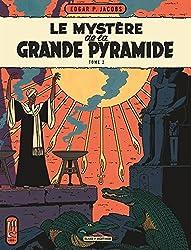 Les aventures de Blake et Mortimer, Tome 5 : Le mystère de la Grande Pyramide : La chambre d'Horus