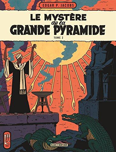 Blake & Mortimer - tome 5 - Mystère de la grande pyramide (Le) T2