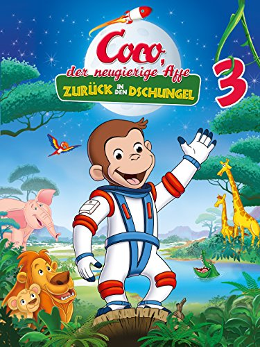 Coco, der neugierige Affe 3