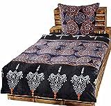 2-Teilige Bettwäsche Bettbezug Decke 135x200cm Kissenbezug 80x80cm NICKY TEDDY PLÜSCH
