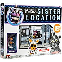 Five Nights at Freddy´s Medium Construction Set Private Room McFarlane Toys