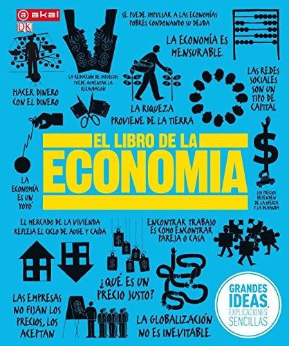 El libro de la economía (Grandes temas) por Varios autores