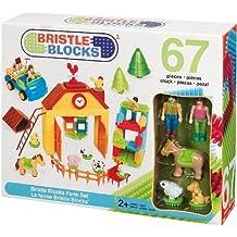 Bristle Blocks BA3098Z - Jeu De Construction 1er âge - Farm Set