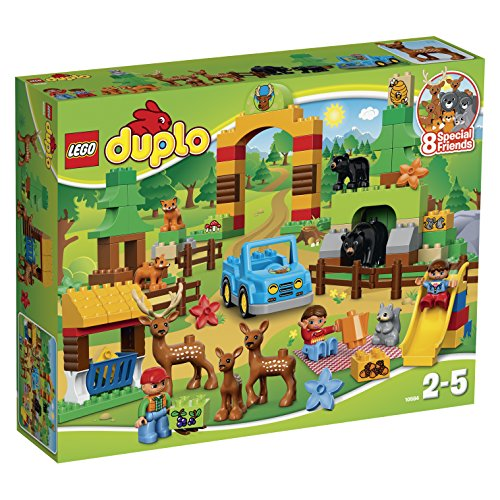 Lego - 10584 - DUPLO Town - Foresta: Parco