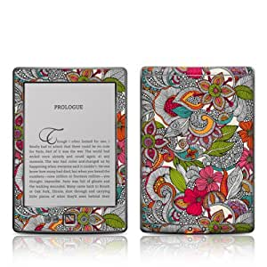 "DecalGirl Kindle-Skin ""Doodle Color"" [nur geeignet für Kindle (5. Generation)]"