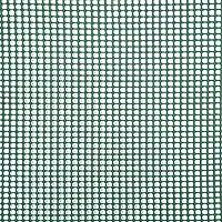 Verdemax 7772 1 x 5 m 5 mm Square Net Miniroll Mesh - Green