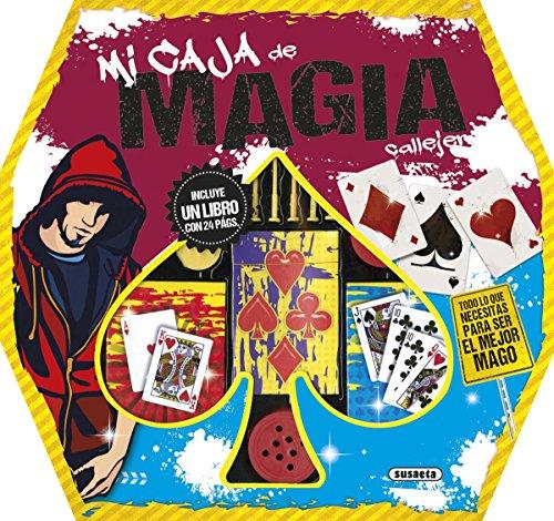 Mi caja de magia callejera por Equipo Susaeta