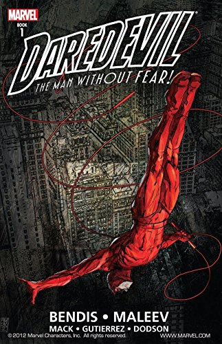 Daredevil by Bendis and Maleev Ultimate Collection Vol. 1 (Daredevil (1998-2011)) (English Edition)