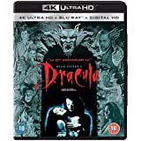 Bram Stoker's Dracula: 25th Anniversary Edition (4K UHD + Blu-ray + Digital HD + UV) (2-Disc Set) (Slipcase Packaging + Region Free + Fully Packaged Import) - Winner of 3 Academy Awards