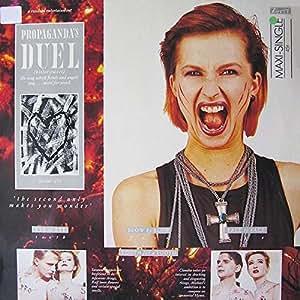 Propaganda , - Duel - Island Records - 601 687, ZTT - 601 687-213