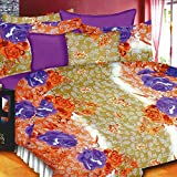 Looms of India florals Bed Sheet Set