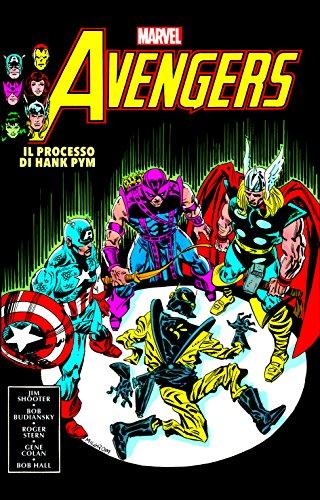 Il processo di Hank Pym. Avengers