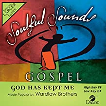 God Has Kept Me [Accompaniment/Performance Track]