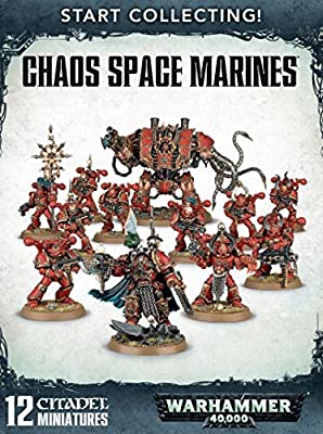 Warhammer+40k+-+Start+Collecting%21+Chaos+Space+Marines