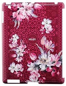 Kenzo Nadir Etui pour iPad 2 Rouge