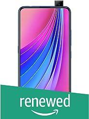 (Renewed) Vivo V15 Pro (Topaz Blue, 6GB RAM, 128GB Storage) Without Offer