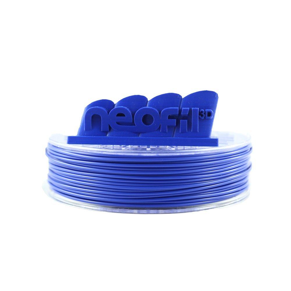 Neofil3D ASAX filament 3D – filament ASAX 1.75 mm – 0.75 kg – Bleu Foncé
