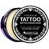 Premium Tattoo Nazorg Botercrème Balsem | Alle natuurlijke tatoeage zorg voor tijdens en na tatoeages | Sneller genezen, jeuk