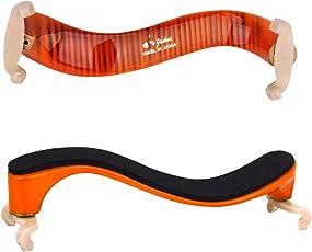 Generic 4/4-3/4 Violin Shoulder Rest Adjustable-15010732MG