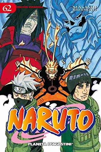 Naruto nº 62/72