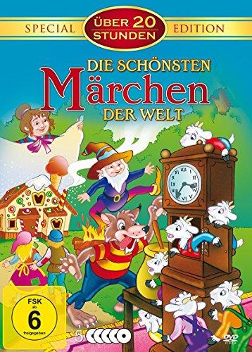 Die schönsten Märchen der Welt [Special Edition] [5 DVDs]