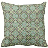 Bags-Online Vintage Cushion Cover Throw Pillow Case Retro Zipper Decorative for Sofa Two Sides