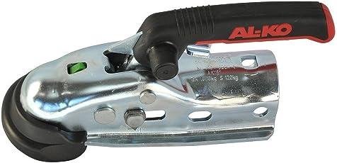 AL-KO AK 161 - 50mm Kugelkupplung gebremste Anhänger bis 1.600kg inkl. Soft Dock