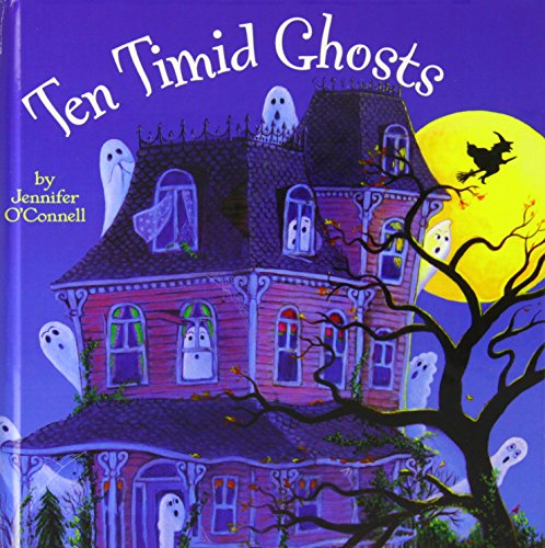 Ten Timid Ghosts (Read With Me Paperbacks)