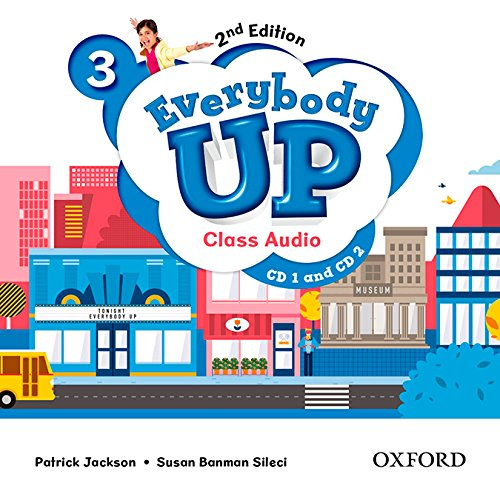Everybody Up! 3. Class Audio CD (2) 2nd Edition (Everybody Up 2nd Edition)