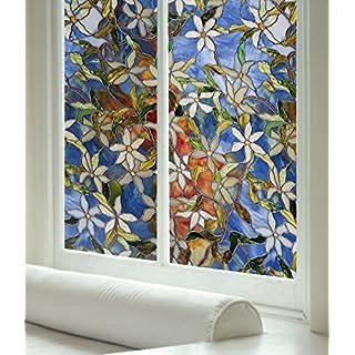 Light Effects Artscape Clematis Window Film 61 x 92 cm