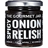 The Gourmet Jar Spicy Onion Relish, 240g