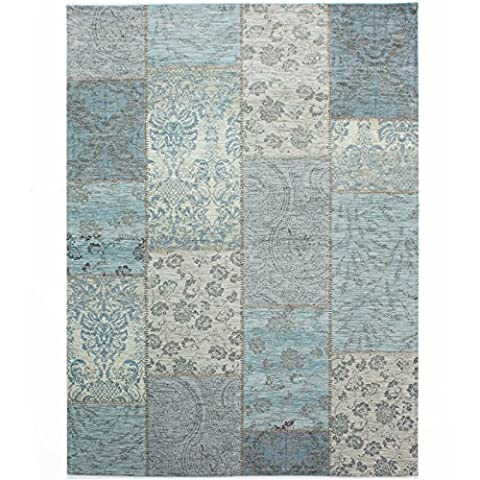 Just Contempo Vintage Patchwork Rug, 120 x 170 cm -