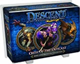 Descent 2nd Edition Oath of the Outcast Board Game Expansion