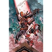 "Poster DC Comics ""Deathstroke & Harley Quinn"" (61cm x 91,5cm)"