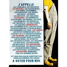 Coluche, l'histoire d'un mec Affiche du film Poster Movie Coluche, l'histoire d'un mec (11 x 17 In - 28cm x 44cm) French Style A