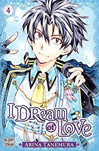 I Dream of Love Edition simple Tome 4