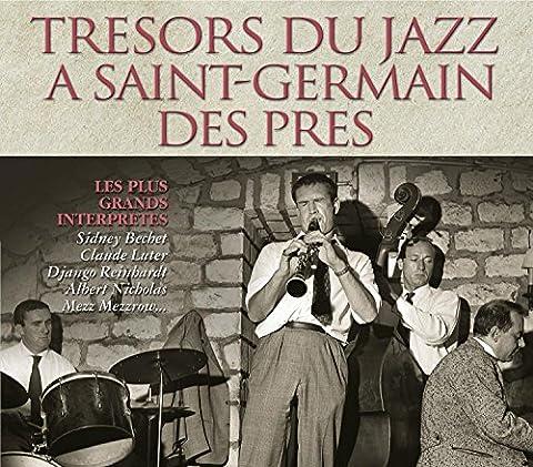 Tresors Jazz - Trésors du Jazz à Saint-Germain des Prés