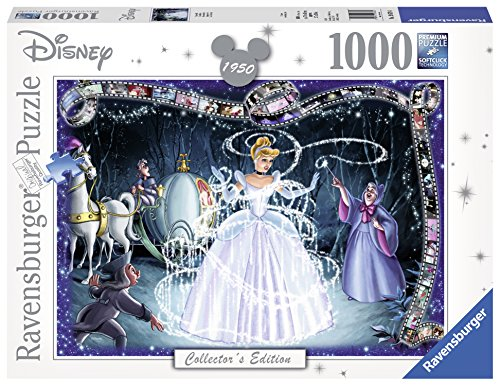 Ravensburger 19678 - Cinderella (Disney Kürbis)