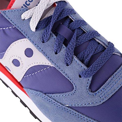 Saucony Saucony Jazz Original Men Herren Sneakers Blu rosso