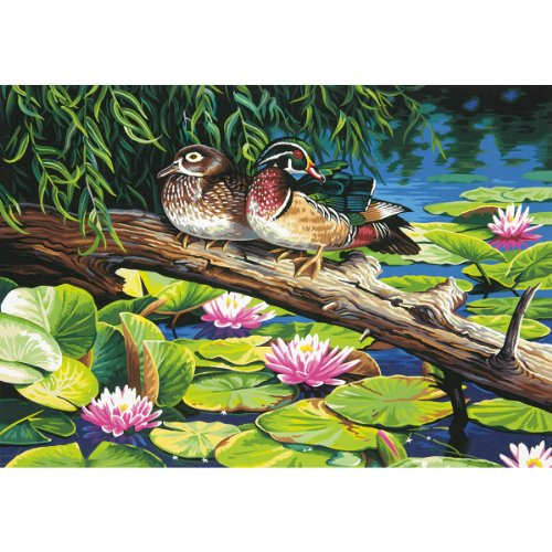 paintworks-dimensioni-paint-by-numbers-5080-4064-cm-x-16-x-20-the-pond-lily-kit-da-pittura-artistica