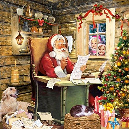 "Preisvergleich Produktbild Serviette ""Santas Post"" 20 Stück"