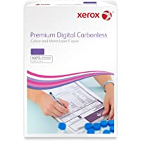 Xerox NCR Paper Digital Laser Carbonless 2-Part White and Yellow Ref 003R99105 [500 Sheets]